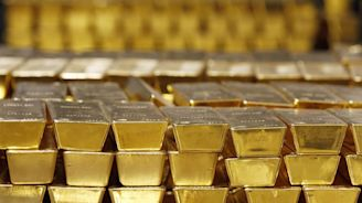 俄羅斯央行停購黃金 可能逢高出脫 - 財經