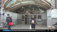 Man Slashed In The Face Aboard Subway In Manhattan
