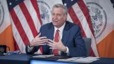 De Blasio to require city employees to get vaccinated or be tested weekly