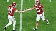 Tua Tagovailoa's scouting report on Alabama's 2021 NFL prospects