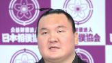 Mongolia-born sumo great Hakuho retires after knee injury