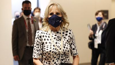 First Lady Jill Biden Attends Tokyo Opening Ceremony as She Leads U.S. Delegation
