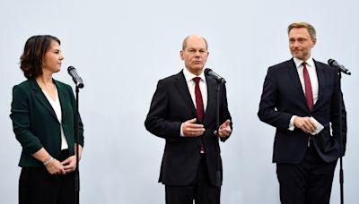 德國「紅綠燈」聯盟拚聖誕節前組閣 蕭茲將任總理