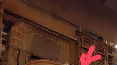 中鋼爆工安意外 高雄勞局要求停工、開罰90萬