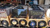 "Vinyl record ""melts"" in sun during brutal British ""heatwave"""