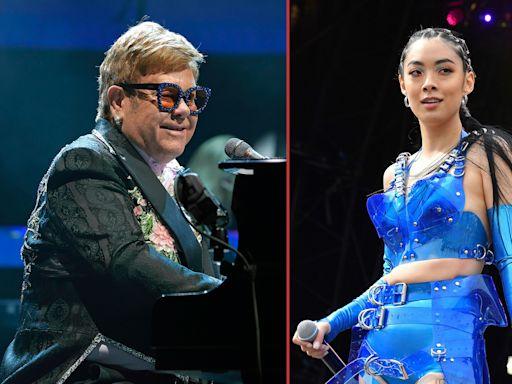 Rina Sawayama, Elton John Release Duet Version of 'Chosen Family'