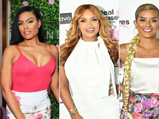 RHOP Recap: Mia Thornton Feuds with Gizelle Bryant, Robyn Dixon Over Invite That Has 'Stipulations'