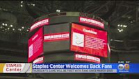 Staples Center Releases Updated Guidelines Including Proof Of Vaccination, Negative COVID Test