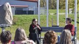 Louise Erdrich joins community conversation in Wahpeton