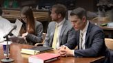 Chris Breault representing suspended District Attorney Mark Jones in criminal case