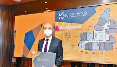 #LYOS及KENNEDY 38同步上樓書