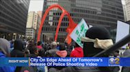 City On Edge Ahead Of Release Of Adam Toledo Police Shooting Video On Thursday