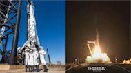 影/4平民太空團成功出發 SpaceX全刷人類航太史新頁