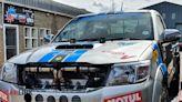參賽、參戰兩相宜!Toyota Hulix最罕見「V12雙渦輪改」
