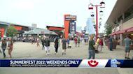 Summerfest keeps 3 weekend format for 2022