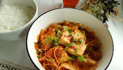 【韓式料理】韓式豬肉豆腐煲