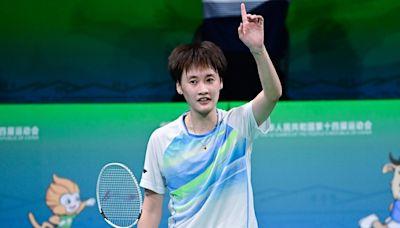 陳雨菲挫湖北對手 晉級全運羽毛球女單決賽 - RTHK