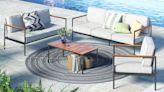 A Popular Mattress Brand Put Its Signature Memory Foam in Its New Outdoor Furniture