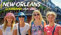 Visit New Orleans - Top Things To See & Do | 90+ Countries with 3 Kids