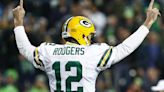 Aaron Rodgers' Reaction To Beating 49ers Is Going Viral