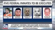 Attorney General William Barr announces federal government will resume executions of death row inmates