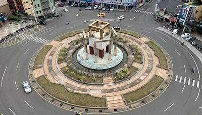 斗六圓環水舞停擺14年 預計農曆年前重現光雕水幕