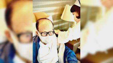 李嘉誠已經接種第一針復必泰疫苗