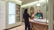 Starbucks CEO eyes 'walk-thru' stores in big cities