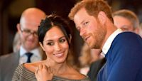 Prince Harry and Meghan Markle's garden furniture could be yours