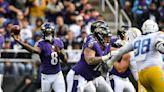 Ravens QB Lamar Jackson sets another NFL record