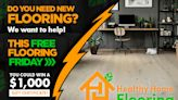RULES: Healthy Home Flooring Quiz Sweepstakes 2021