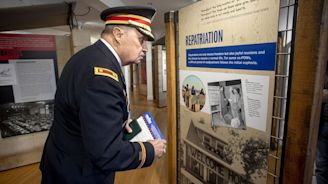 Around Town: Heroes Hall event to celebrate Army's 244th anniversary
