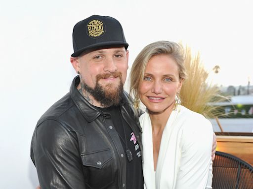 Benji Madden Raves About Cameron Diaz and Their Daughter in Rare, Candid Mother's Day Post