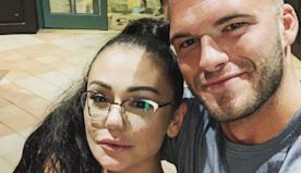 JWoww's BF Zack Claps Back at Troll Criticizing His Bond With Her Son