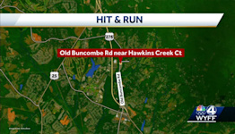 Troopers seek vehicle after motorcycle rider injured in hit-and-run in Greenville County