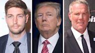 Brett Favre and Jay Cutler Join Golf Legend Jack Nicklaus in Endorsing Trump: 'Never a Doubt'
