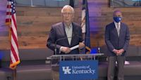 Sen. Mitch McConnell urges Kentuckians to get the COVID-19 vaccine