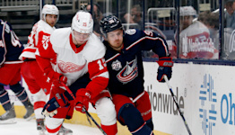 No good news for Detroit Red Wings' Jakub Vrana (shoulder): He's off to see specialist