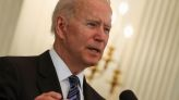 Biden says deal reached on infrastructure plan