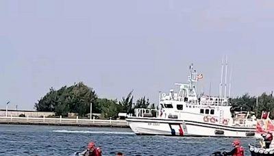 年度海污救援聯合演練 海巡署x嘉縣府x14民團體展能量