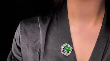 男人彰顯身份的專屬珠寶,用翡翠來設計,成為女士又美又颯的首飾