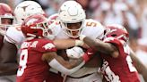 No. 15 Texas outplayed, outshined in SEC lights by Arkansas, 40-21