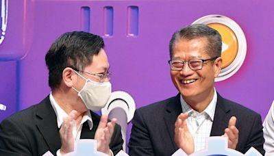 陳茂波:本港具天時地利人和優勢發展創科