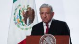 Mexican president says to speak with Biden about climate change