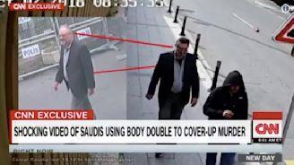 Saudi Operative Seen Wearing Jamal Khashoggi's Clothes After Killing: CNN