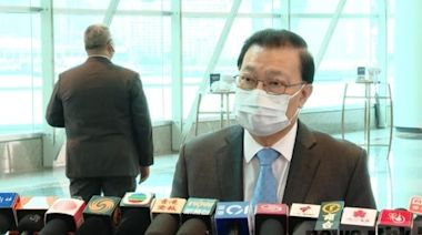 被問支聯會是否要被取締 譚耀宗:任何組織都要守法   香港電台
