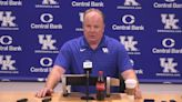 KENTUCKY GAME WEEK | Stoops looks back, looks ahead, sets the tone for Florida