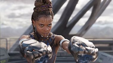 "Letitia Wright says an all-female Avengers movie is ""only a matter of time"""