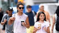 Katie Holmes Dotes Over Her 'Sweetheart' Daughter Suri Turning 14: 'I Am So Blessed To Be Your Mom'