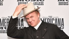 The internet is freaking out about John C. Reilly's gorgeous model-singer son: Photos